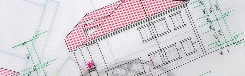bauzeichnung grundriss ma e ansichten des grundst cks. Black Bedroom Furniture Sets. Home Design Ideas