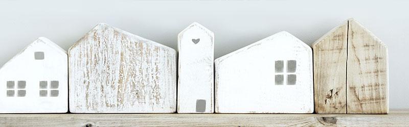 Kleines Haus bauen - Von großer Vielfalt profitieren