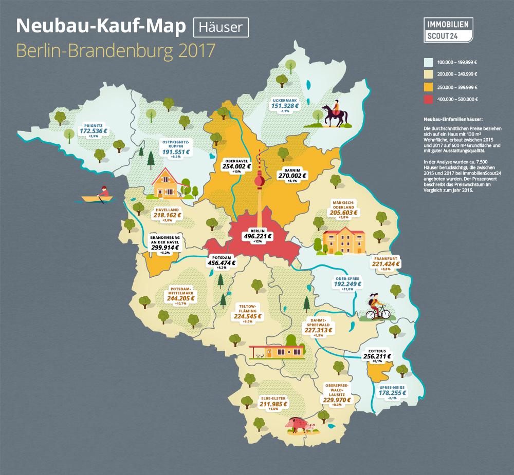 Neubau-Kauf-Map Häuser Berlin-Brandenburg 2017