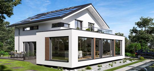 Fertighaus schl sselfertig bauen preise und anbieter for Wohncontainer fertighaus