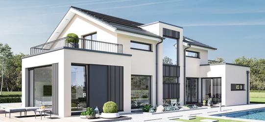 fertighaus 100 qm spezial fertighaus nordhaus kche cubig fertighaus evolution v adam. Black Bedroom Furniture Sets. Home Design Ideas