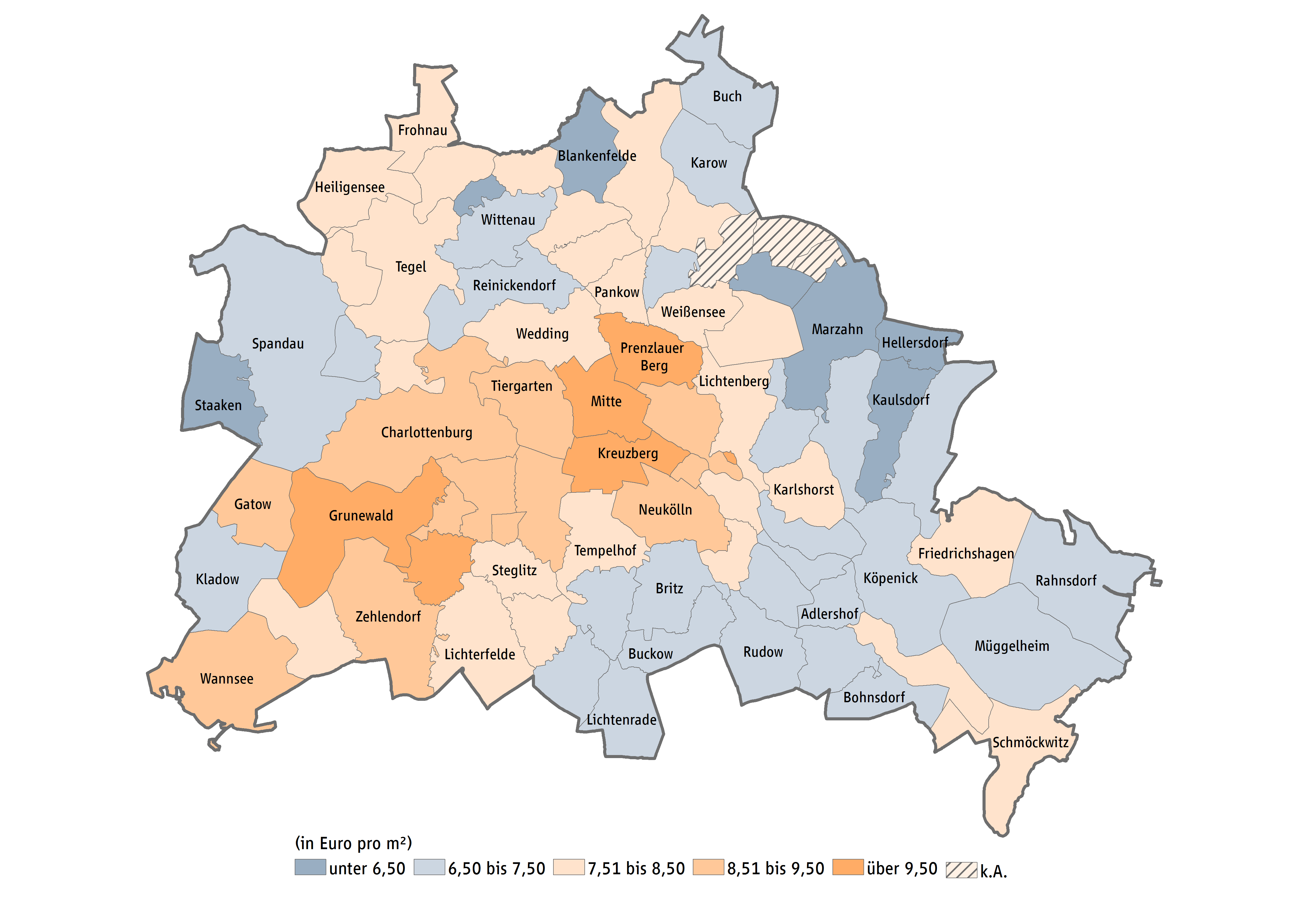 mietspiegel berlin immobilienpreise markttrends. Black Bedroom Furniture Sets. Home Design Ideas