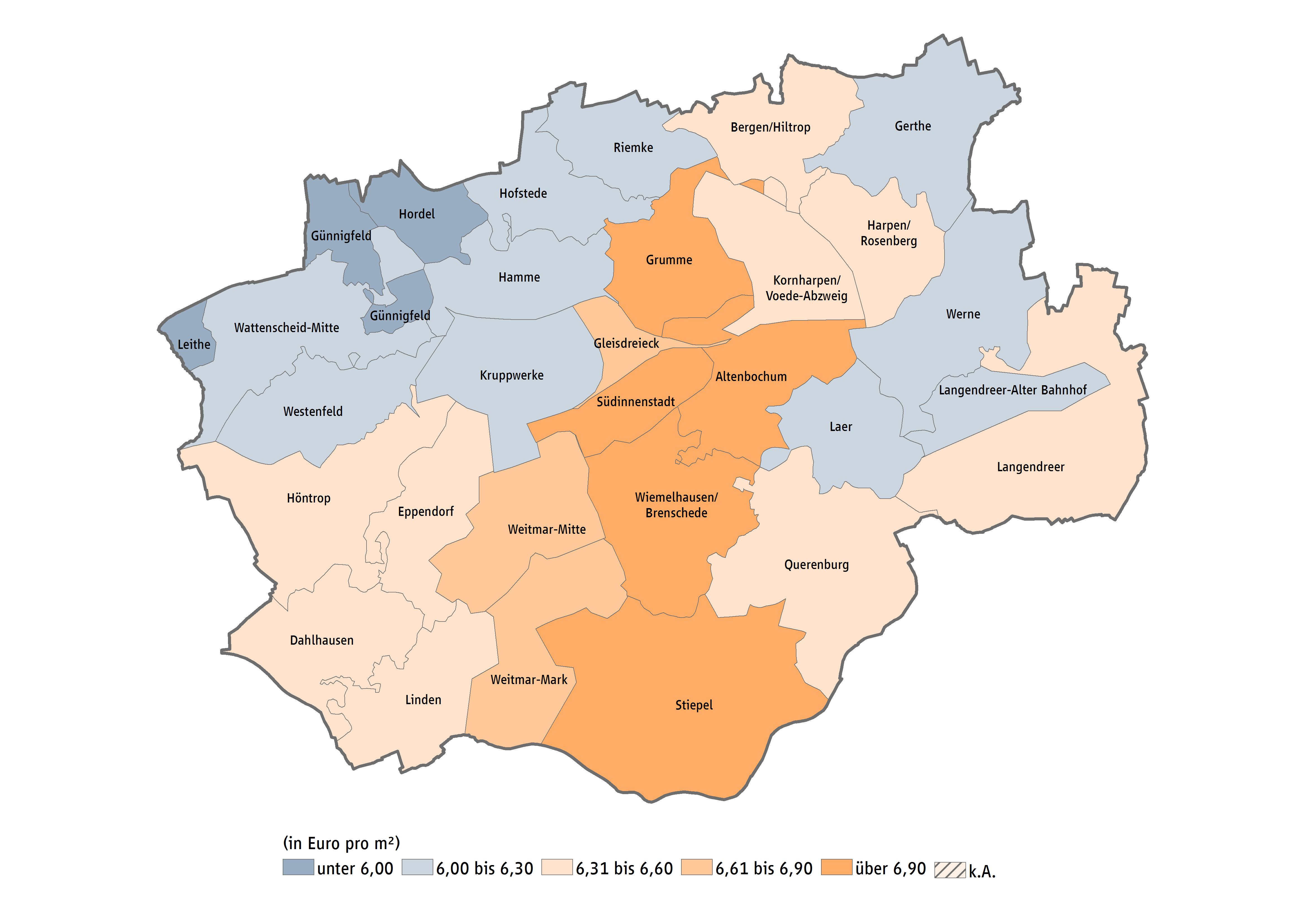 Wohnungen In Bochum