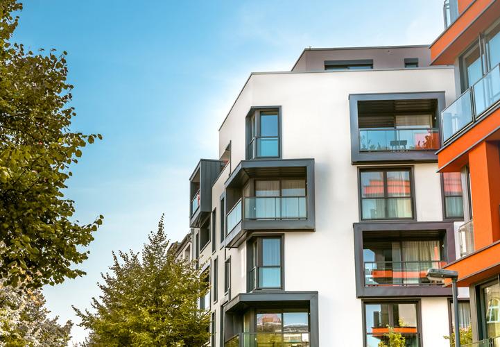 So Viel Kosten Neubauwohnungen 2017 In Deutschland