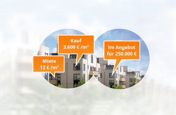 Immobilienwert ermitteln