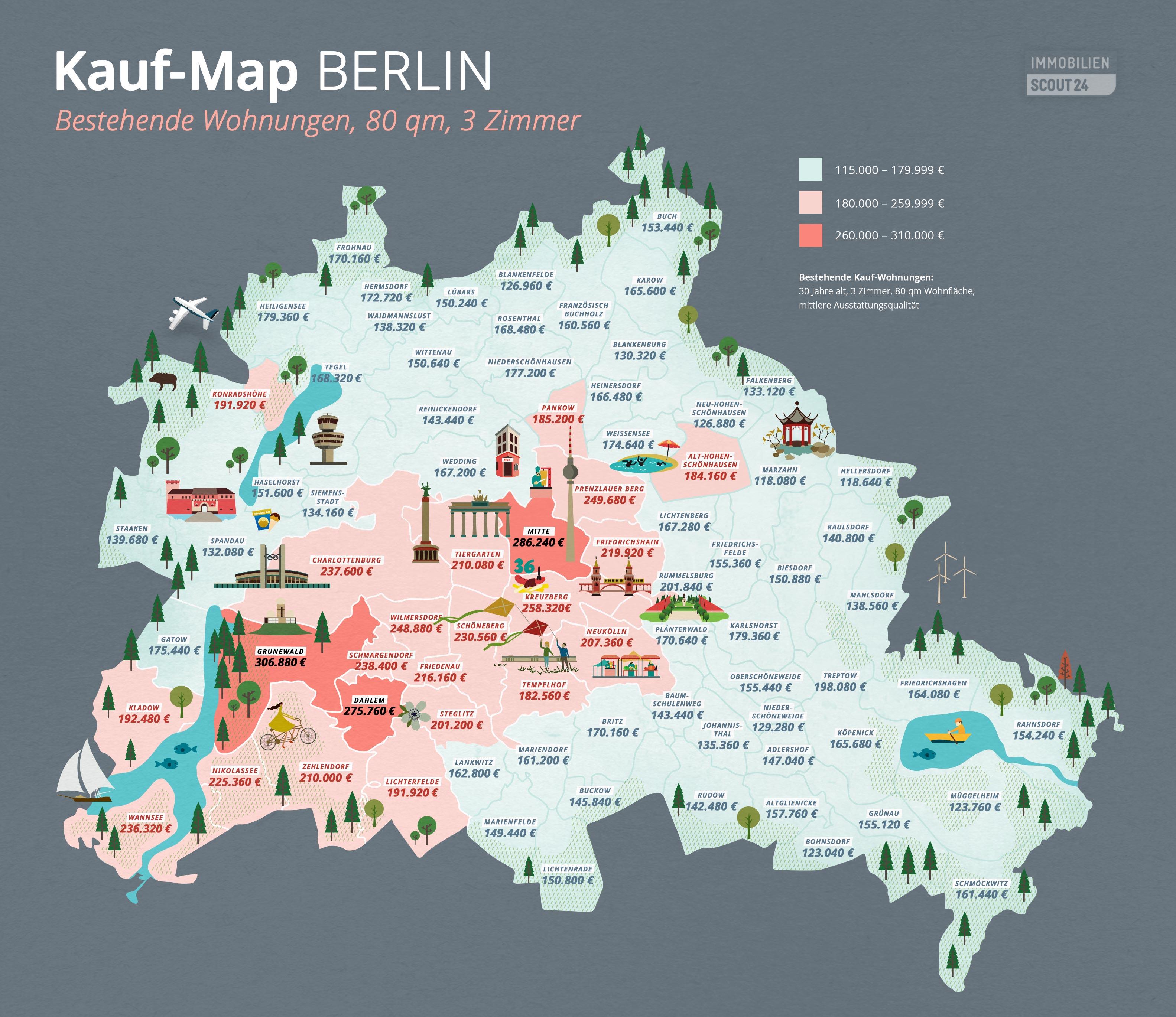 wohnungspreise in berlin kauf map 2016. Black Bedroom Furniture Sets. Home Design Ideas