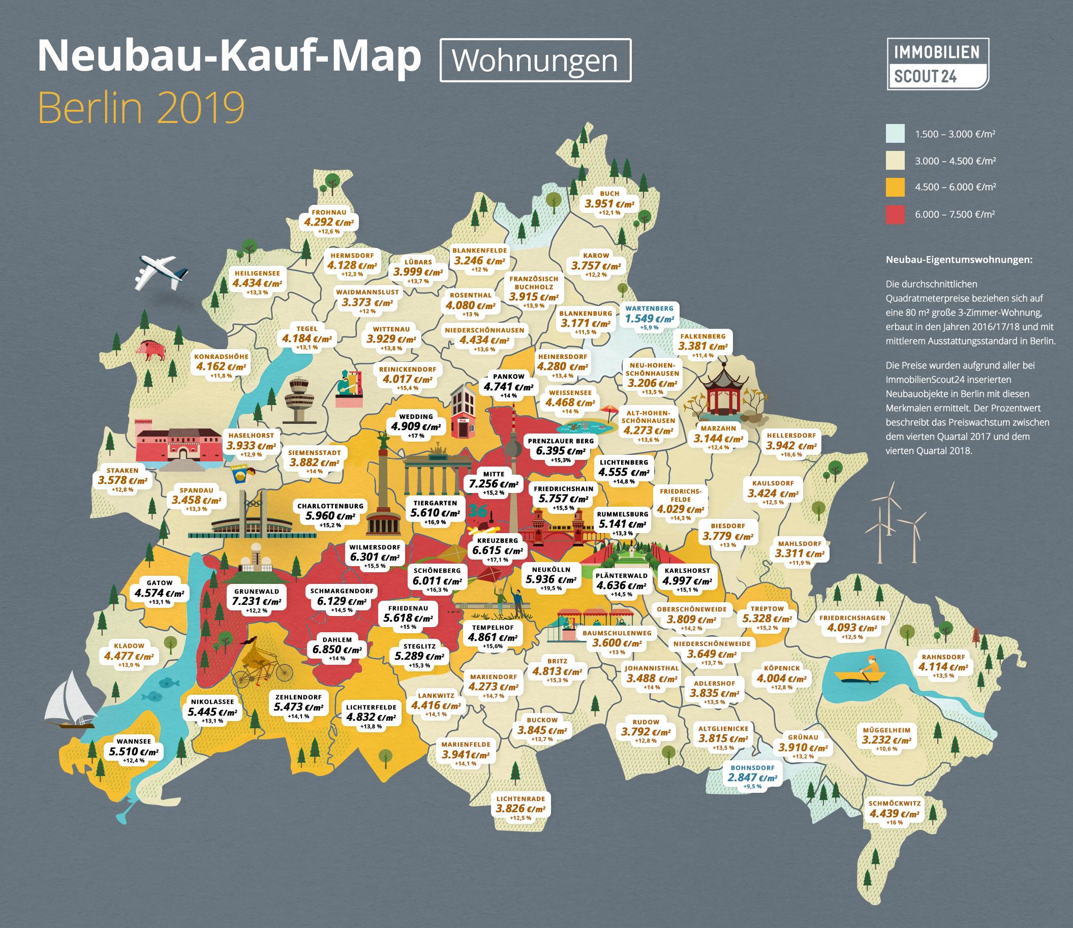 Der Gerichtsbezirk Berlin De
