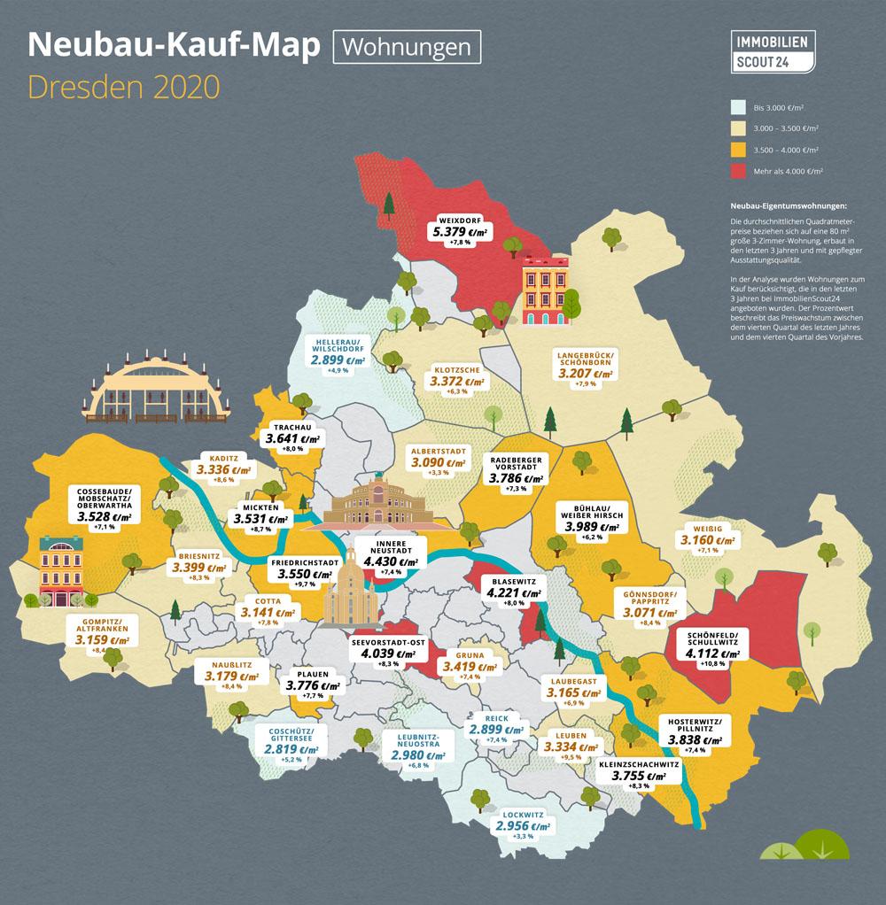 Neubau-Kauf-Map Wohnungen Dresden2020