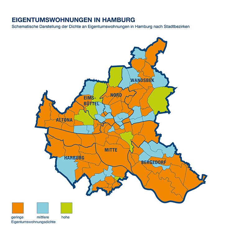 Hamburg Ausländeranteil