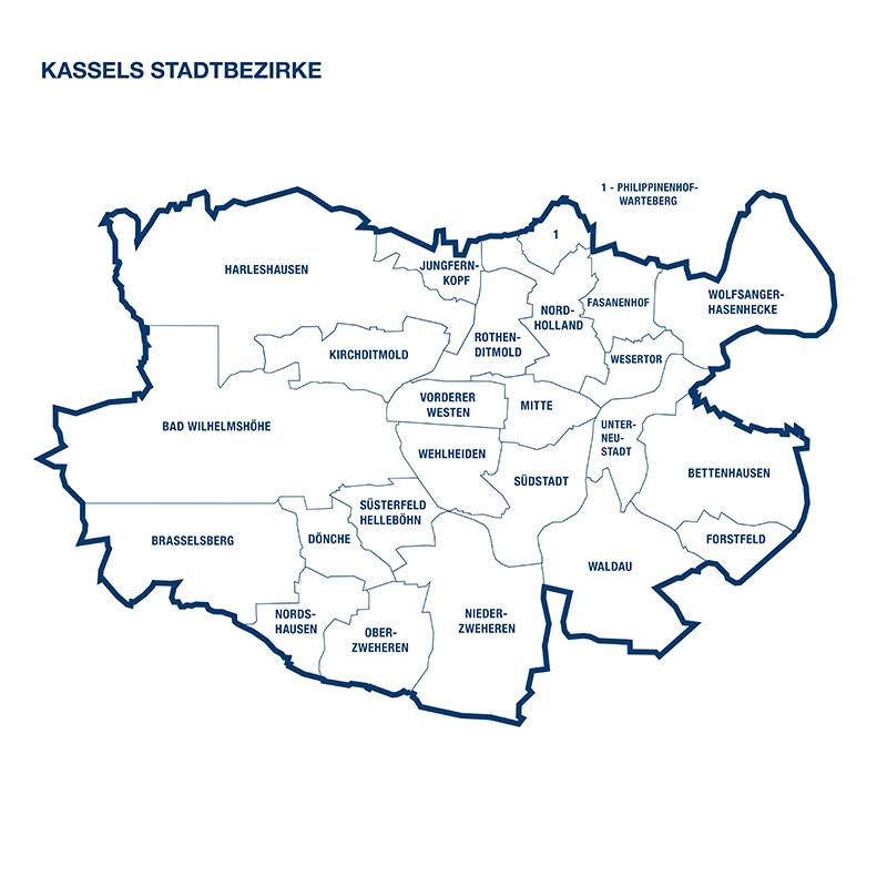 Karte Kassel Und Umgebung.Immobilien In Kassel Immobilienscout24