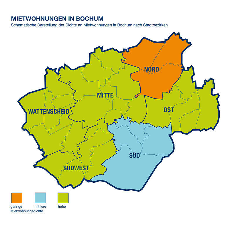 Immobilienscout24: Wohnung Mieten Bochum