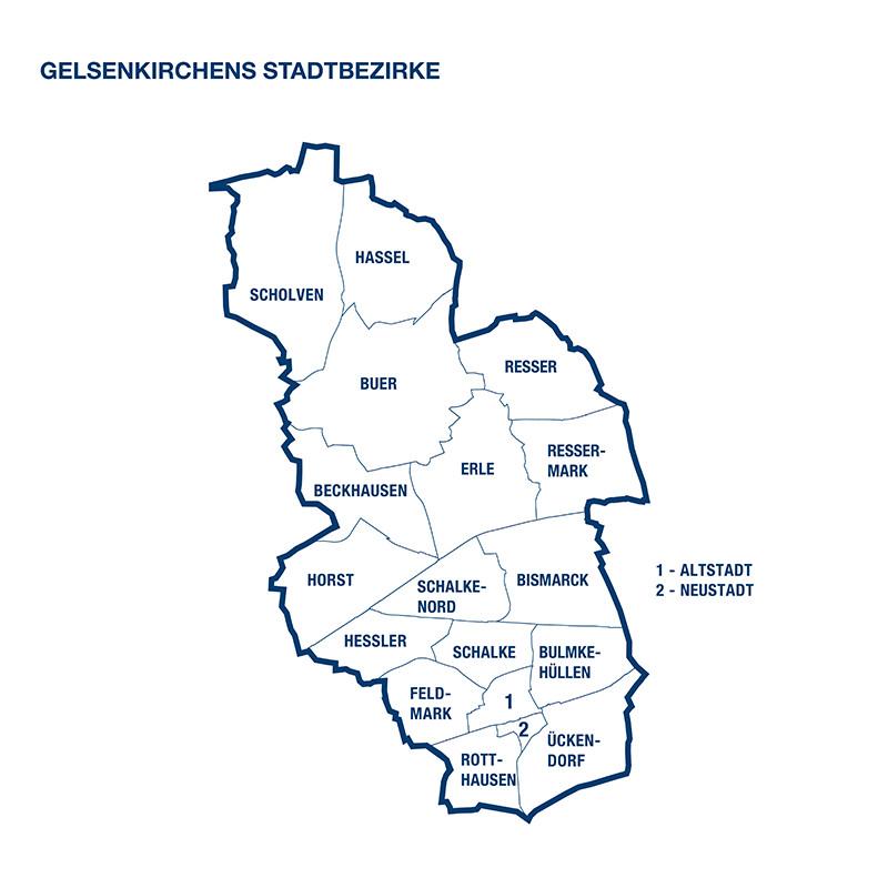 Wohnung mieten Gelsenkirchen - ImmobilienScout24