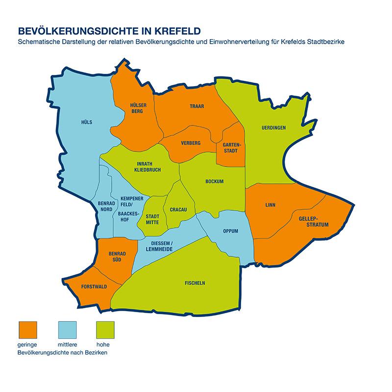 Krefeld Karte.Immobilien In Krefeld Immobilienscout24