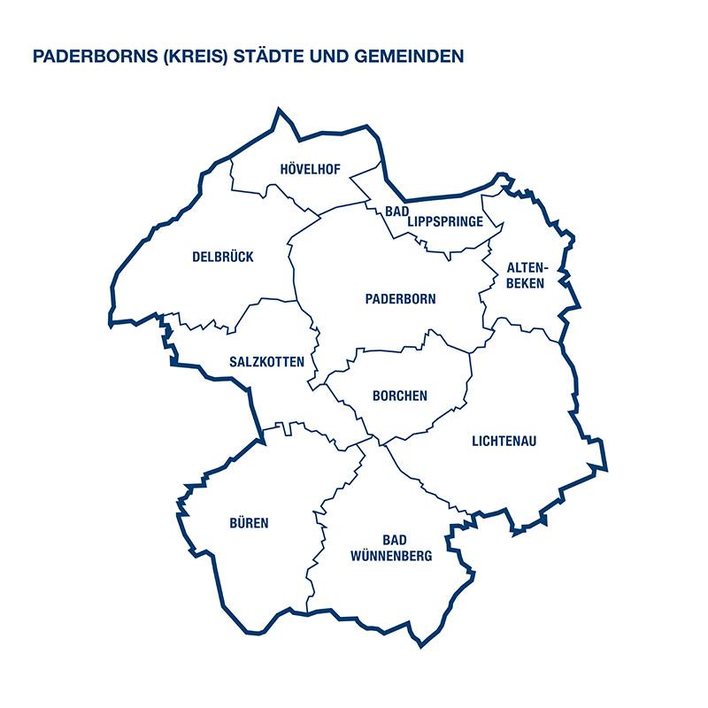 Wohnungen Paderborn Sande