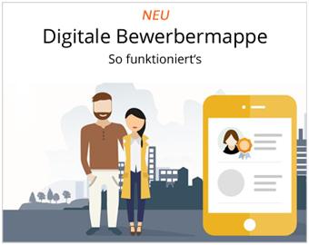 Bewerbermappe online dating