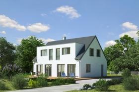 bausatzhaus selber bauen preise vorteile erfahrungen. Black Bedroom Furniture Sets. Home Design Ideas