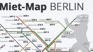 Miet-Map Berlin