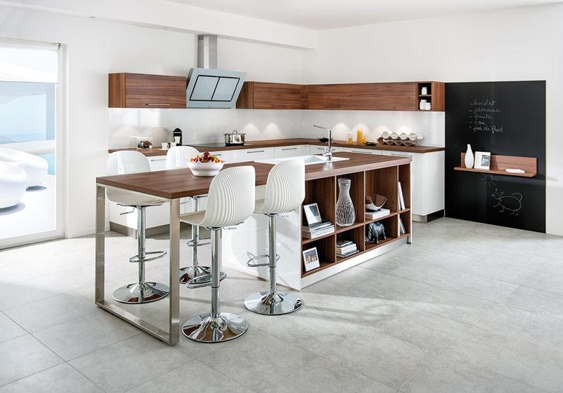 Essecken - Kreative Ideen für die Kücheneinrichtung
