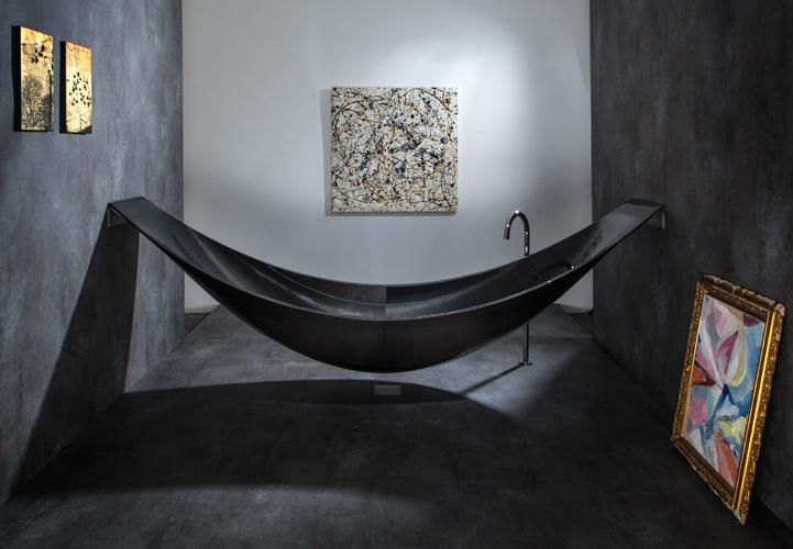 Inspiration fürs Badezimmer - Freistehende Badewannen