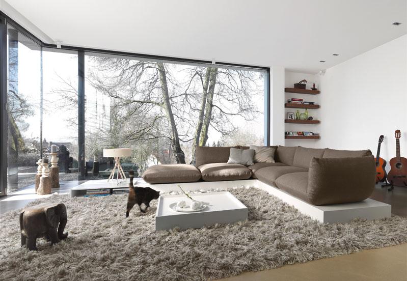 6 platzsparende Einrichtungsideen fürs Wohnzimmer