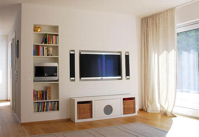 Wohnzimmer Ohne Fernseher : platzsparende Einrichtungsideen fürs ...