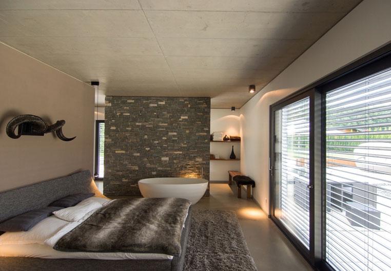 schlafzimmer einrichten und gem tlich gestalten bilder ideen. Black Bedroom Furniture Sets. Home Design Ideas