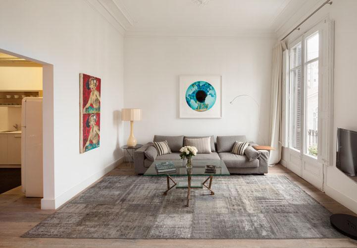 Wohnzimmer Einrichten ➝ Minimalistische Wohnideen
