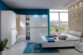 petrol blaue wand die neuesten innenarchitekturideen. Black Bedroom Furniture Sets. Home Design Ideas